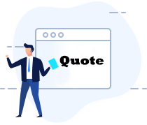 Done! Your quote in minutes